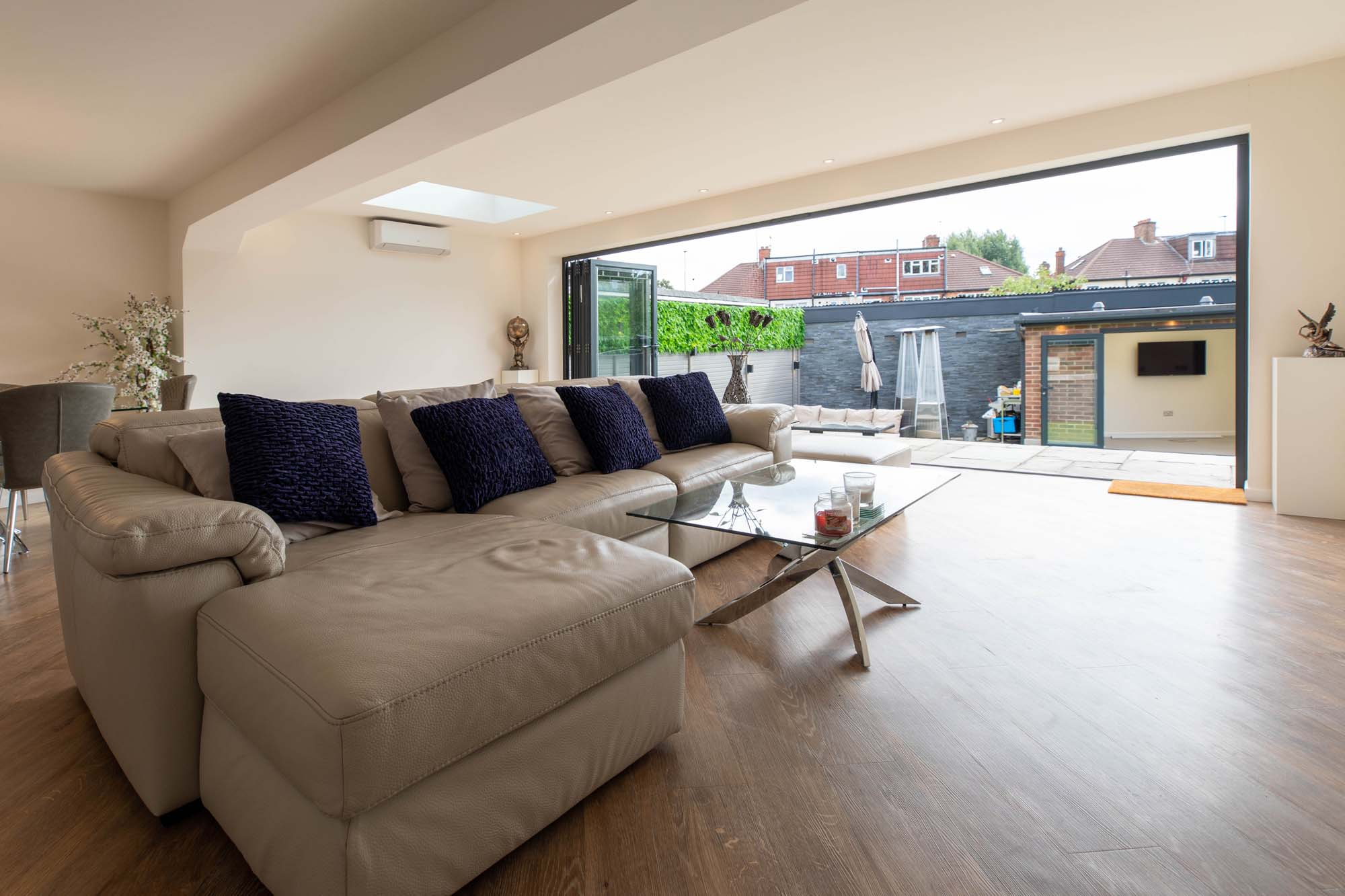 Palmers Green Extension Interior