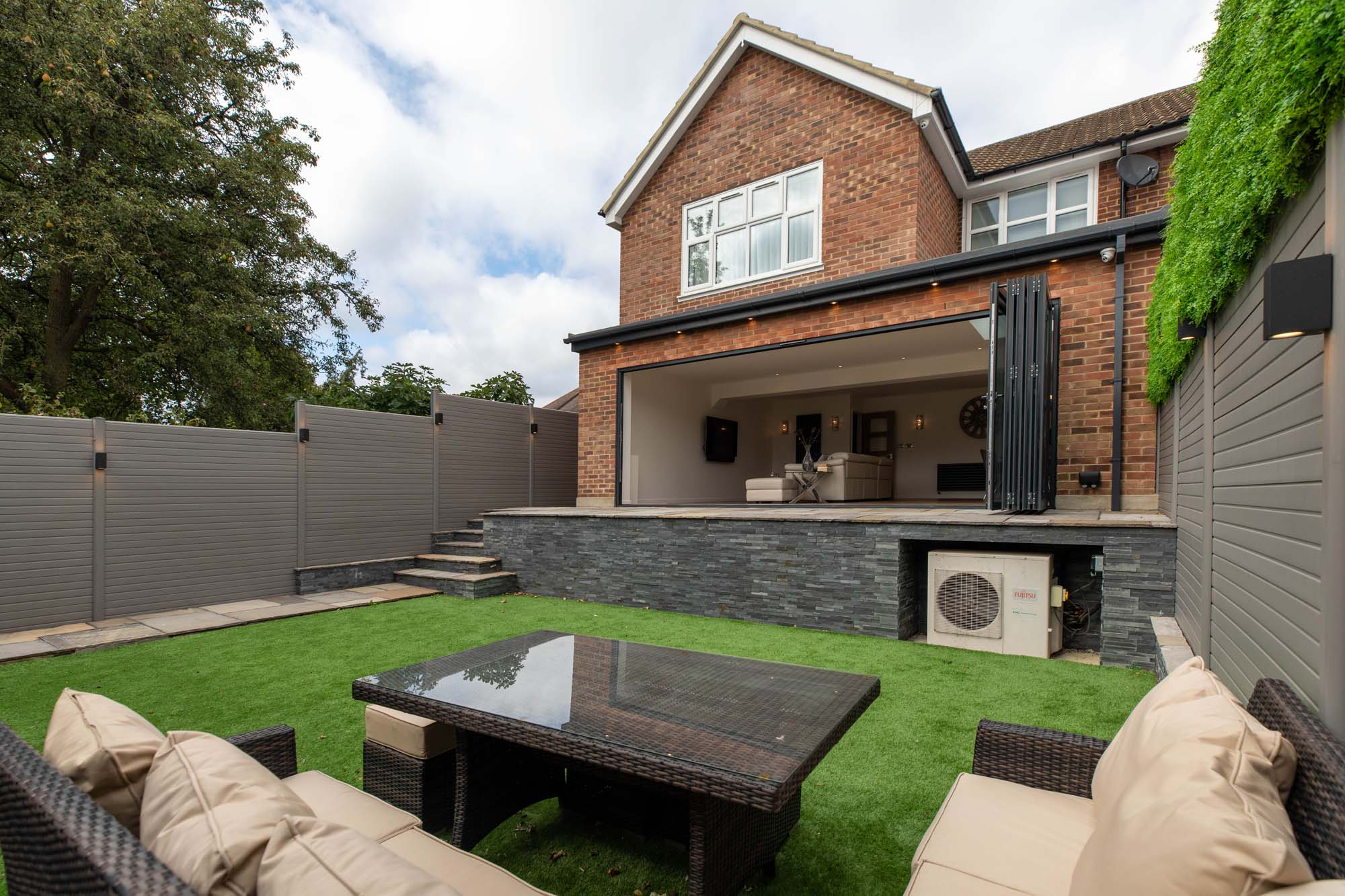 Palmers Green House Extension